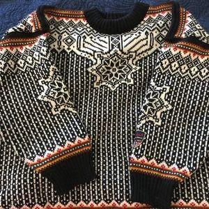 Devold sweater size medium (men's). 100% wool.